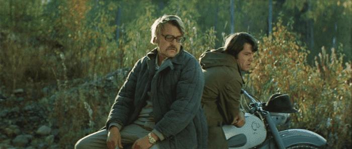 Кадр из фильма Андря Смирнова «Осень»