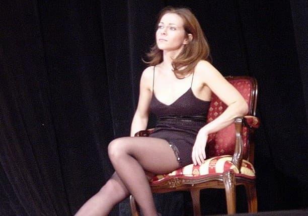 Екатерина Гусева в театре