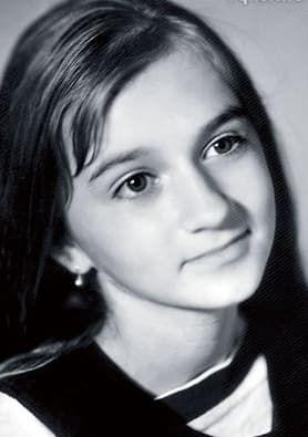 Анна Якунина в детстве