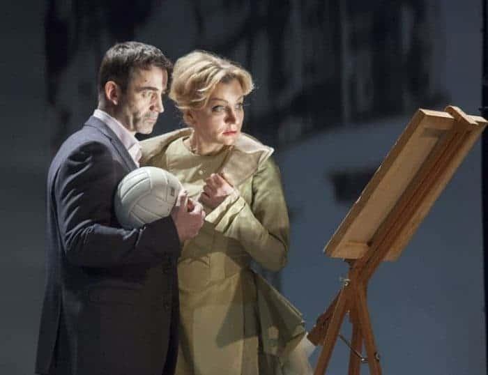 Анна Якунина в театре