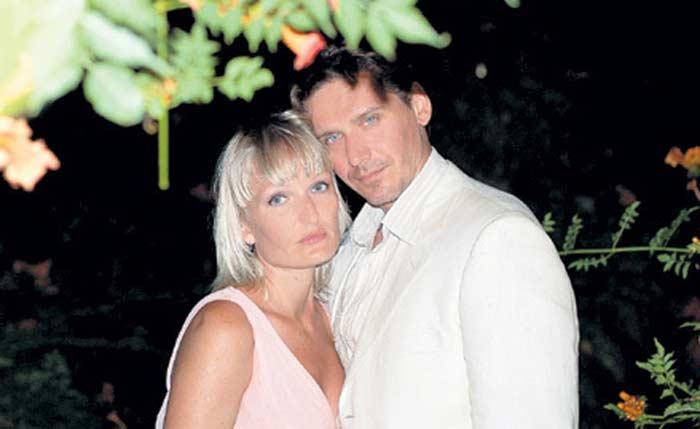 Юрий Батурин с женой Ириной