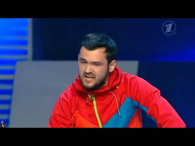 Андрей Скороход в высшей лиге КВН
