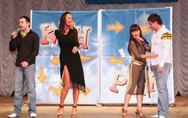 Мария Кравченко в «Сборной малых народов»