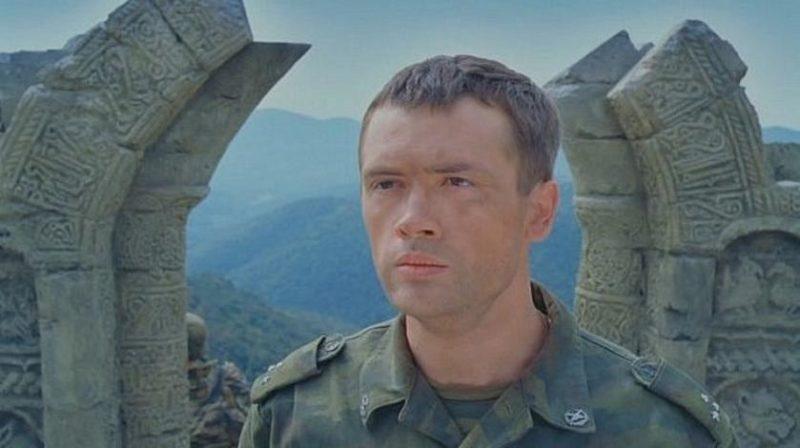 Анатолий Пашинин в сериале «Грозовые ворота»