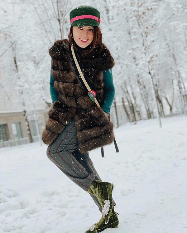 Мария Кравченко в 2019 году