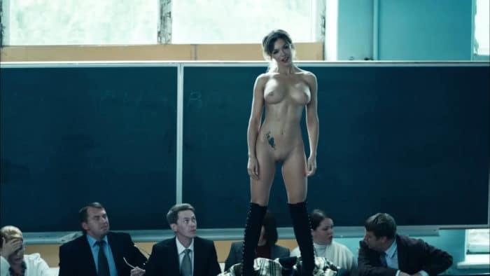 Карина Зверева в сериале «Метод»