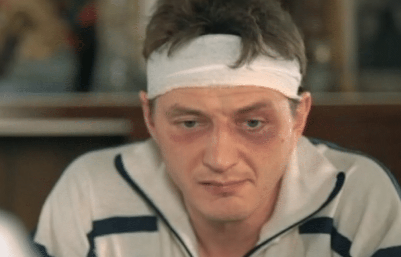 Марат Башаров в сериале «Назад в СССР»