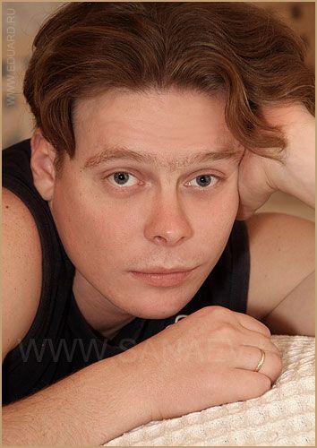 Молодой Павел Майков