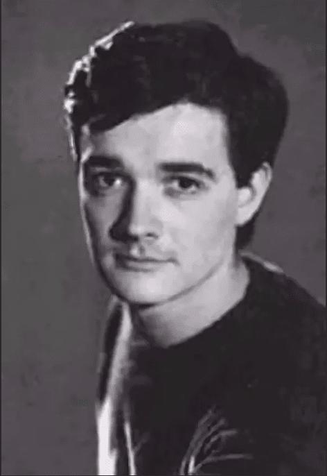 Егор Бероев в молодости