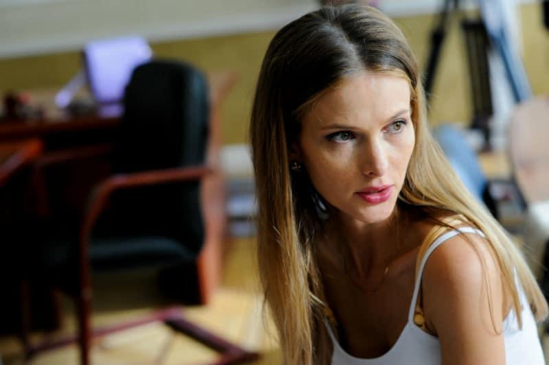 Светлана Иванова в сериале «Челночницы»