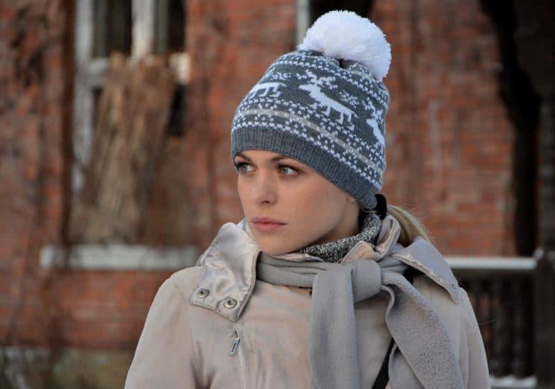 Анна Хилькевич в фильме «Снегурочка»