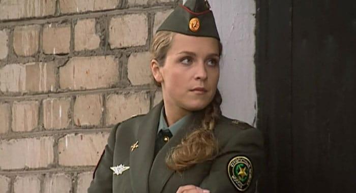 Елена Дудина в сериале «Земской доктор»