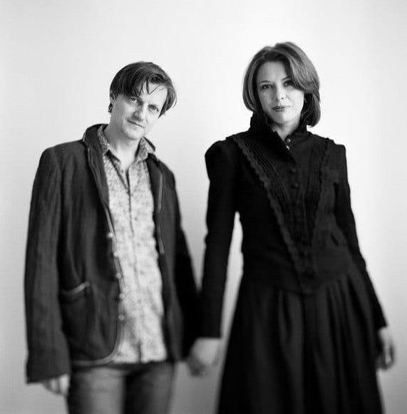 Татьяна Колганова и ее муж Вадим Сквирский