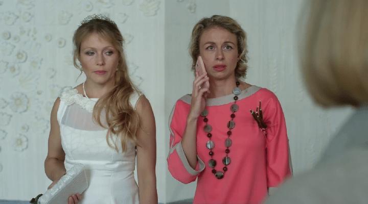 Эльвира Болгова в сериале «Замуж после всех»