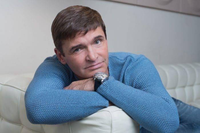Игорь Лифанов в 2018 году