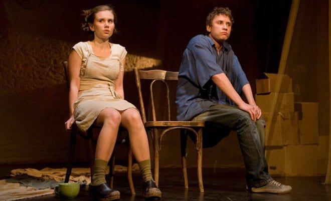 Александр Яценко в театре