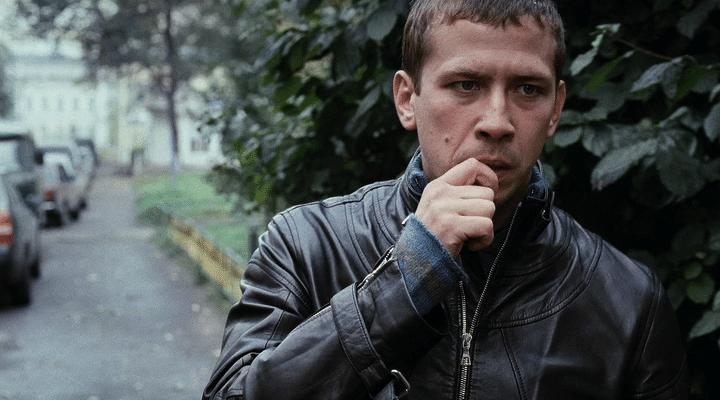 Андрей Мерзликин в фильме «Бумер»