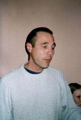 Дмитрий Соколов в молодости
