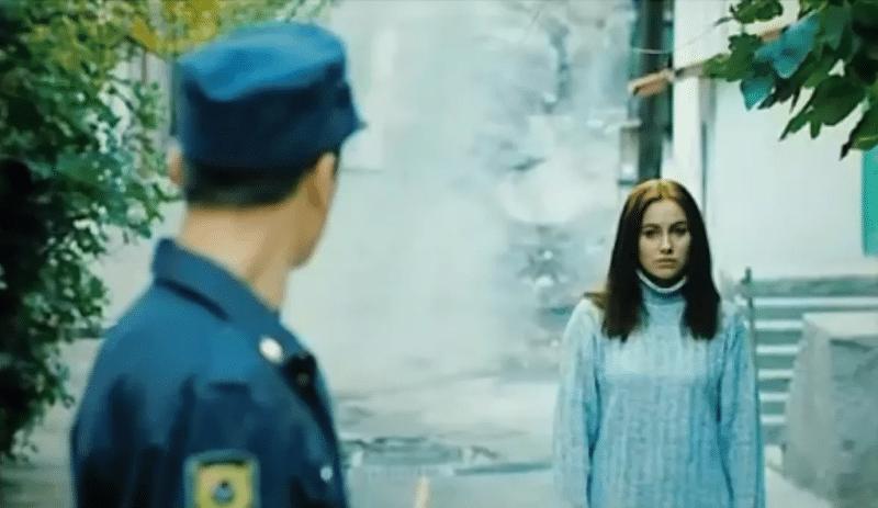 Ольга Филиппова в сериале «Кармен»