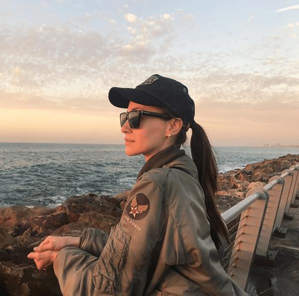 Ольга Филиппова в 2019 году