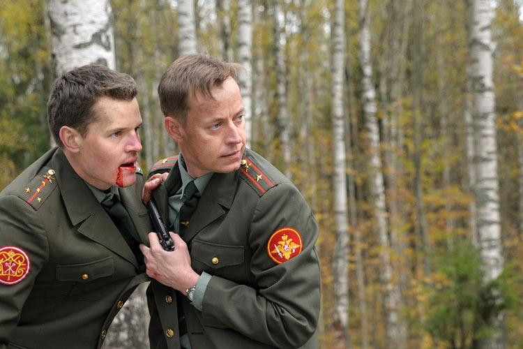Илья Алексеев в фильме «Служу отечеству!»