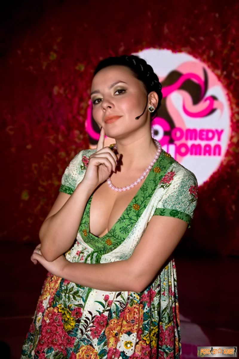 Татьяна Морозова в Comedy Woman