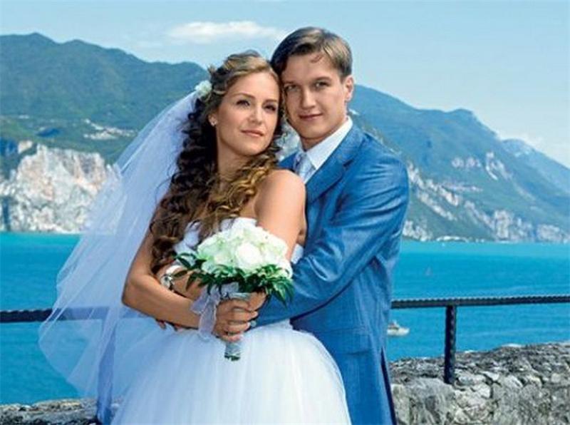 Елена Дудина с Анатолием Руденко