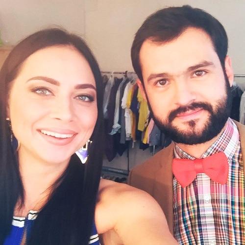 Андрей Скороход и Настасья Самбурская