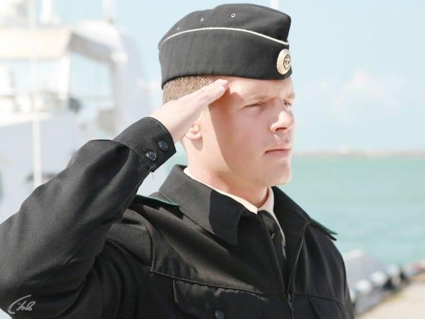 Илья Алексеев в сериале «Береговая охрана»