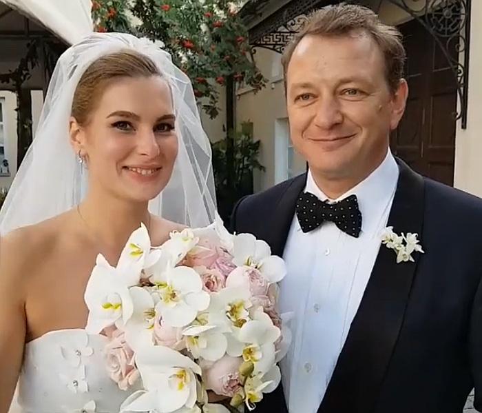 Свадьба Марата Башарова и Елизаветы Шевырковой