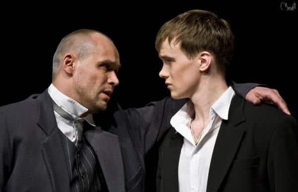 Алексей Бардуков в театре