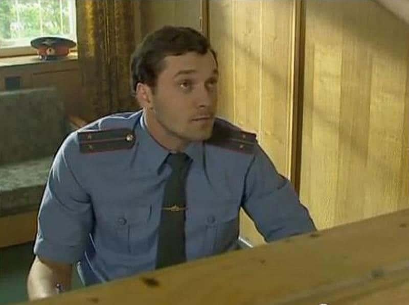 Павел Трубинер в сериале «Солдаты»