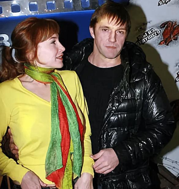 Владимир Вдовиченков и Виктория Наталуха