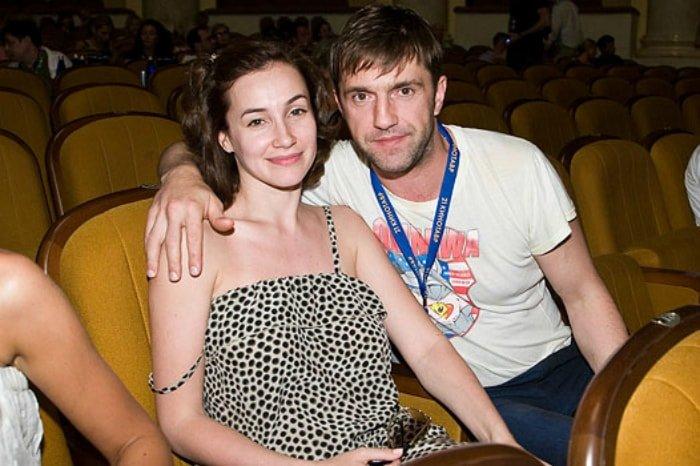 Владимир Вдовиченков с Ольгой Филипповой
