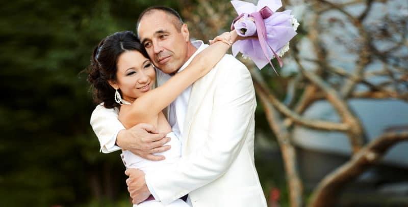 Дмитрий Соколов с Ксенией Ли