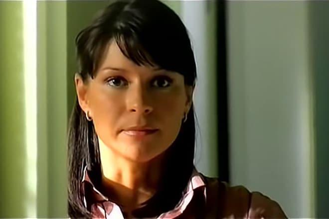 Екатерина Волкова в сериале «Отблески»