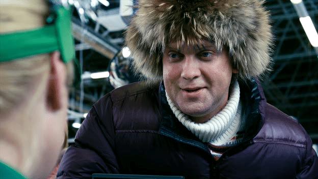 Сергей Светлаков в фильме «Елки»
