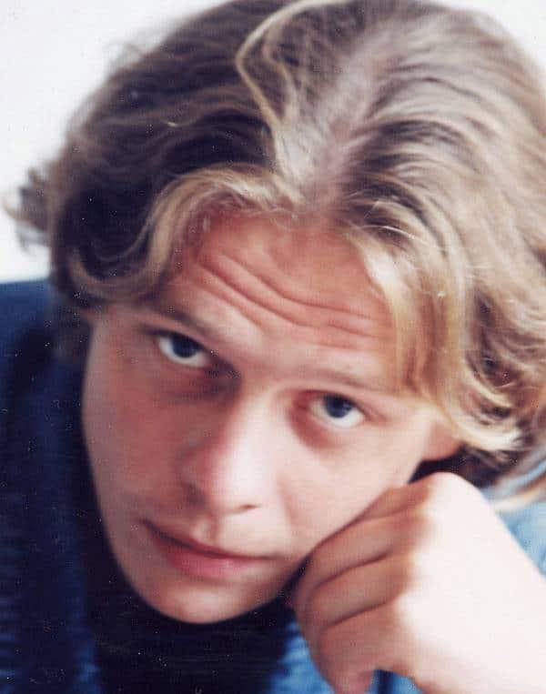 Павел Майков в юности