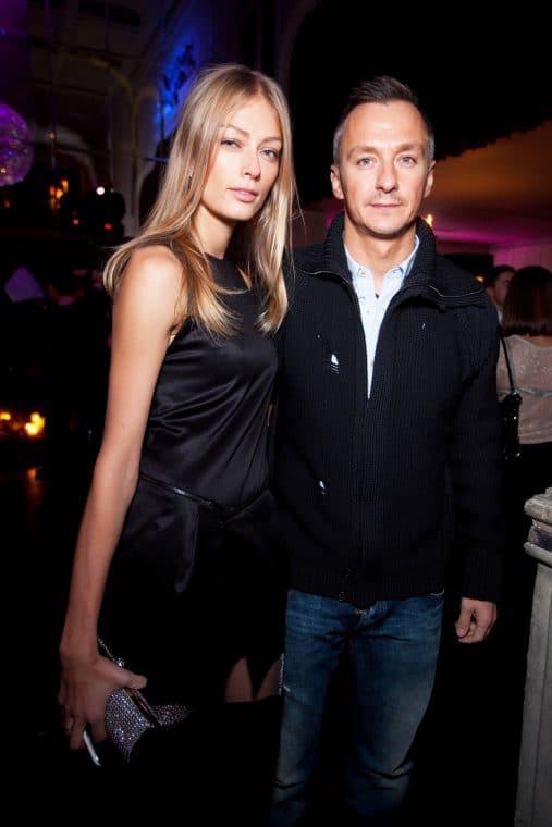 Степан Михалков и его жена Елизавета Ильина