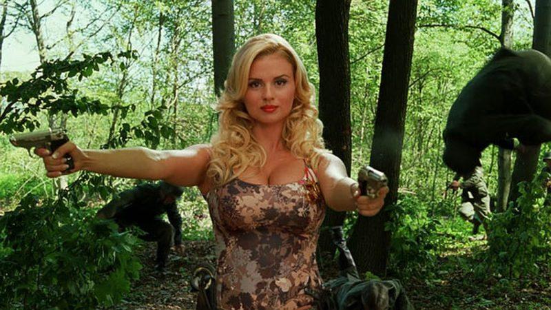 Анна Семенович в фильме «Гитлер, Капут!»