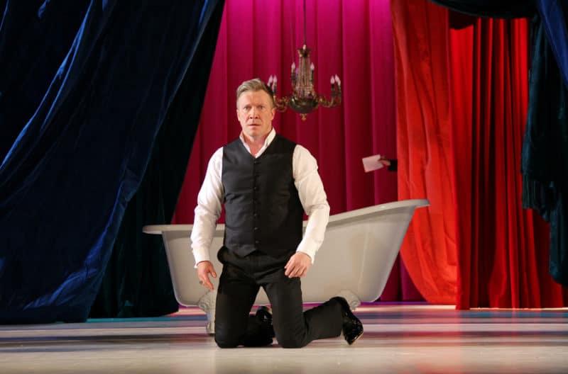 Алексей Кравченко в театре