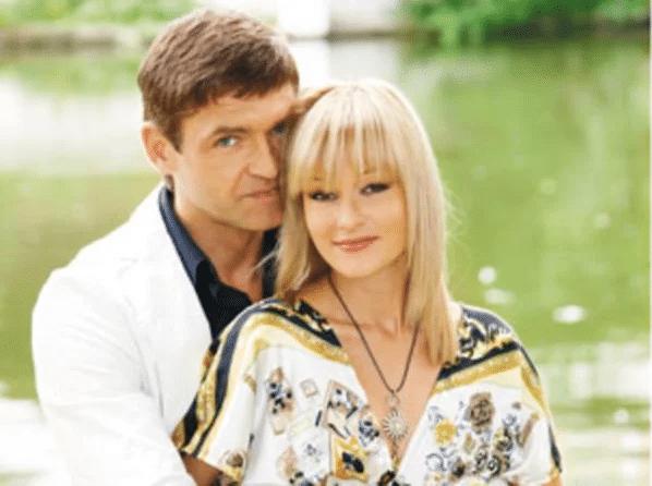 Игорь Лифанов с Еленой Павликовой