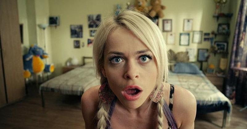 Анна Хилькевич в сериале «Универ. Новая общага»