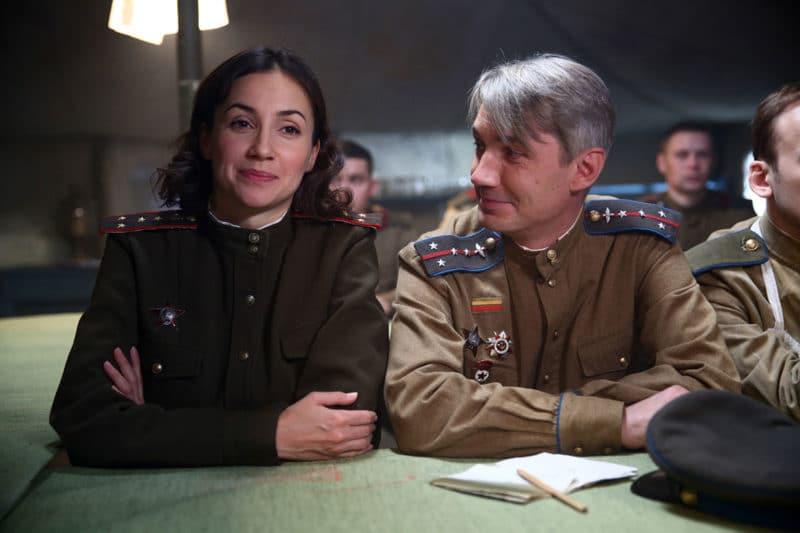 Ольга Филиппова в сериале «Истребители. Последний бой»