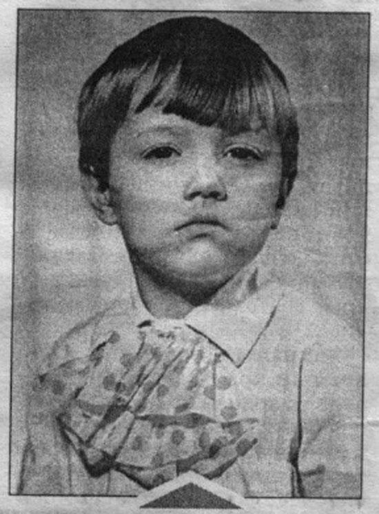 Владимир Вдовиченков в детстве