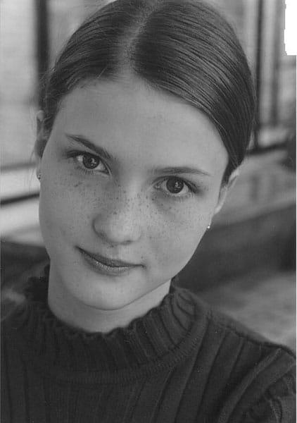 Светлана Иванова в юности