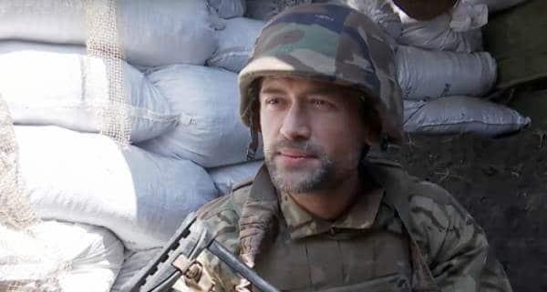 Анатолий Пашинин в АТО