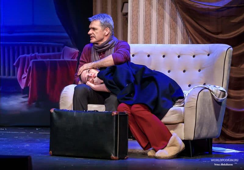 Константин Лавроненко в театре