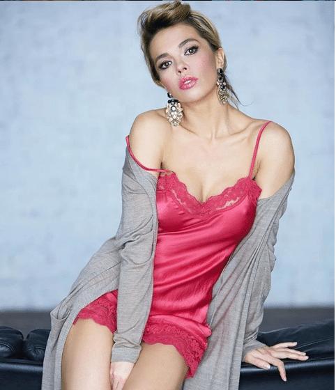 Карина Зверева в 2019 году