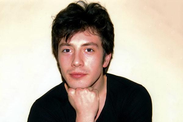 Алексей Анищенко в молодости